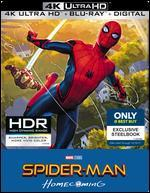Spider-Man: Homecoming [Digital Copy] [4K Ultra HD Blu-ray/Blu-ray] [SteelBook] [Only @ Best Buy]