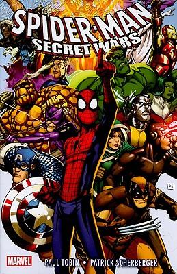 Spider-man & The Secret Wars - Tobin, Paul (Text by)
