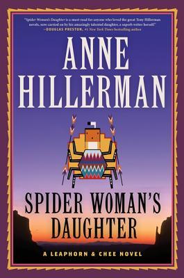 Spider Woman's Daughter - Hillerman, Anne