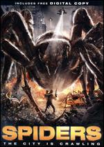 Spiders [Includes Digital Copy] - Tibor Takacs