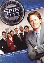 Spin City: The Complete First Season [4 Discs]