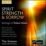 Spirit, Strength & Sorrow - Alastair Ross (organ); Ben Davies (bass); David Miller (theorbo); Frances Kelly (harp); Kirsty Hopkins (soprano);...