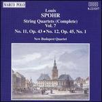 Spohr: Complete String Quartets, Vol. 7