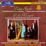 Spohr: Concertante Nr. 2; W.A. Mozart: Konzert C-dur, KV 299