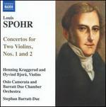 Spohr: Concertos for Two Violins, Nos. 1 & 2