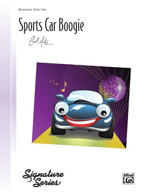 Sports Car Boogie: Sheet - Matz, Carol (Composer)
