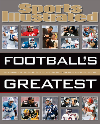 Sports Illustrated Football's Greatest - Syken, Bill (Editor)