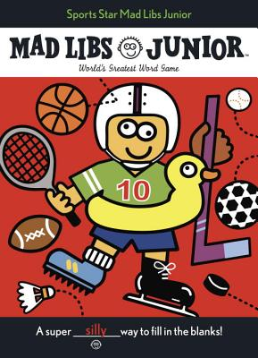 Sports Star Mad Libs Junior - Price, Roger