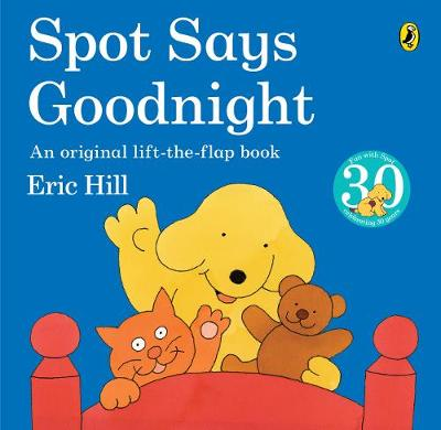 Spot Says Goodnight - Hill, Eric