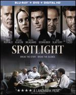 Spotlight [Includes Digital Copy] [Blu-ray/DVD] [2 Discs] - Tom McCarthy