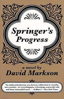 Springer's Progress - Markson, David