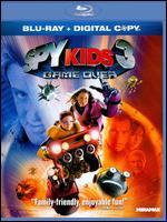 Spy Kids 3: Game Over [Includes Digital Copy] [Blu-ray]