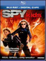 Spy Kids [Includes Digital Copy] [Blu-ray]