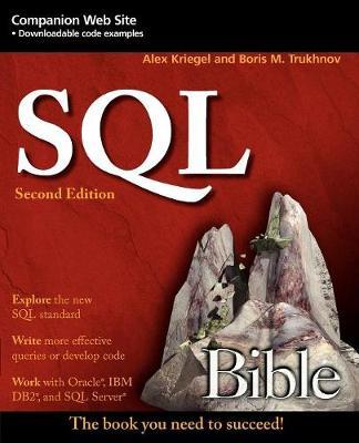 SQL Bible - Kriegel, Alex, and Trukhnov, Boris M