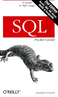 SQL Pocket Guide - Gennick, Jonathan