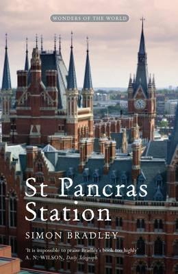 St Pancras Station - Bradley, Simon