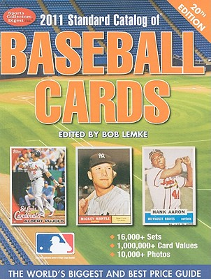 Standard Catalog of Baseball Cards - Lemke, Bob (Editor)
