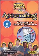 Standard Deviants School: Accounting, Program 5 - Preparing an Income Statement