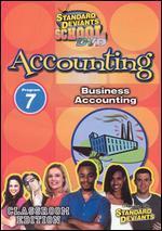 Standard Deviants School: Accounting, Program 7
