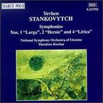 Stankovytch: Symphonies