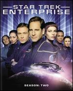 Star Trek: Enterprise - Season Two [6 Discs] [Blu-ray]