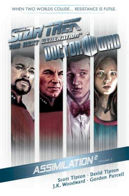 Star Trek: The Next Generation / Doctor Who: Assimilation 2 Volume 2 - Tipton, David