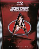 Star Trek: The Next Generation - Season One [6 Discs] [Blu-ray] -