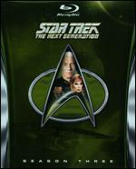 Star Trek: The Next Generation - Season Three [6 Discs] [Blu-ray]