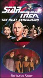 Star Trek: The Next Generation: The Icarus Factor