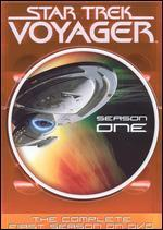 Star Trek Voyager: The Complete First Season [5 Discs]