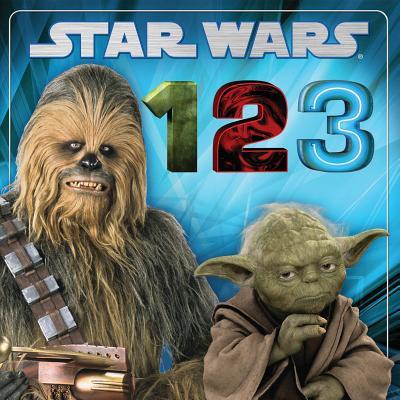 Star Wars 1 2 3 - Scholastic