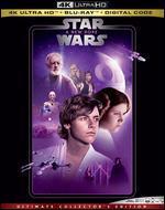 Star Wars: A New Hope [Includes Digital Copy] [4K Ultra HD Blu-ray/Blu-ray]