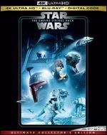 Star Wars: Empire Strikes Back [Includes Digital Copy] [4K Ultra HD Blu-ray/Blu-ray]