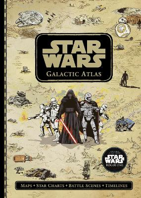 Star Wars: Galactic Atlas - Star Wars