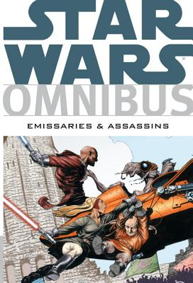 Star Wars Omnibus: Emissaries and Assassins - Windham, Ryder, and Schultz, Mark