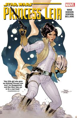 Star Wars: Princess Leia - Waid, Mark (Text by)