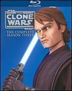 Star Wars: The Clone Wars - The Complete Season Three [3 Discs] [Blu-ray]