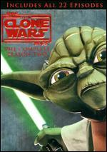 Star Wars: The Clone Wars - The Complete Season Two [4 Discs]