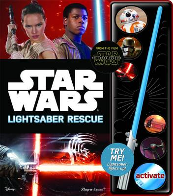 Star Wars the Force Awakens Lightsaber Adventure - Kids, PI (Other primary creator)