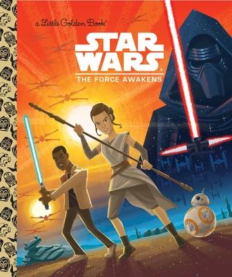 Star Wars: The Force Awakens - Golden Books