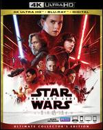 Star Wars: The Last Jedi [Includes Digital Copy] [4K Ultra HD Blu-ray/Blu-ray]