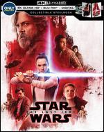 Star Wars: The Last Jedi [SteelBook] [Digital Copy] [4K Ultra HD Blu-ray/Blu-ray] [Only @ Best Buy]