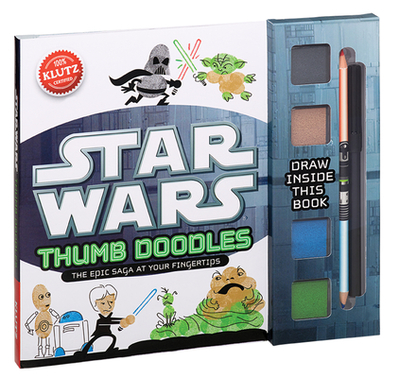 Star Wars Thumb Doodles - Sherman, Michael, Professor