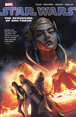 Star Wars Vol. 11 - Gillen, Kieron, and Unzueta, Angel (Illustrator), and Broccardo, Andrea (Illustrator)