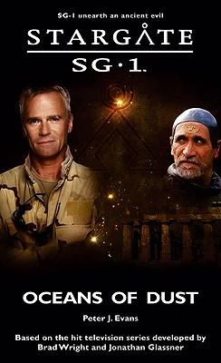 STARGATE SG-1 Oceans of Dust - Evans, Peter J