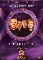 Stargate SG-1: The Complete Fifth Season [5 Discs] -