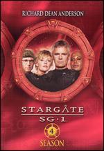 Stargate SG-1: The Complete Fourth Season [5 Discs]