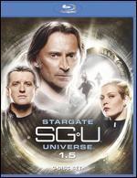 Stargate Universe: 1.5 [3 Discs] [Blu-ray]