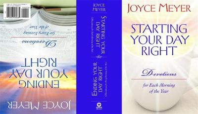 Starting and Ending Your Day Right - Meyer, Joyce, and Osteen, Joel
