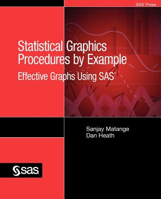 Statistical Graphics Procedures by Example: Effective Graphs Using SAS - Matange, Sanjay, and Heath, Dan, and Sas Institute